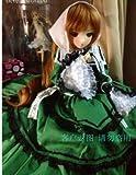 doll VK ドール 翠星石 ドール用衣装 コス コスプレ 服 MDD MSD 1/4 ローゼンメイデン 翠星石