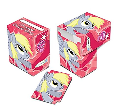 Ultra Pro My Little Pony Card Supplies Muffins Deck Box - 1