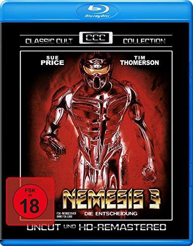 Nemesis 3 - Die Entscheidung (Classic-Cult-Edition) [Blu-ray]