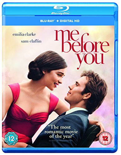 Me Before You [Blu-ray] [2016]