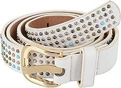 SRI Women's Belt (White )