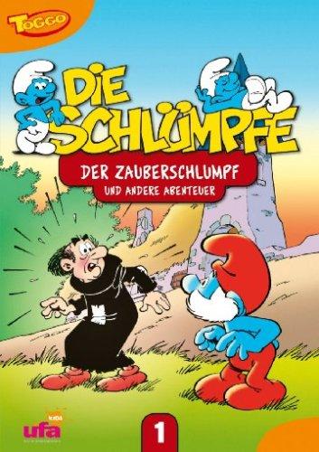 Die Schl�mpfe 01 - Der Zauberschlumpf und andere Abenteuer