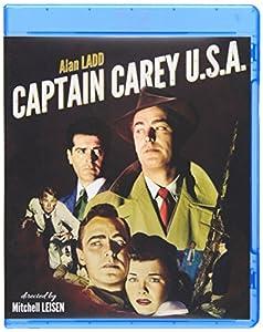 Captain Carey U.S.A. [Blu-ray]