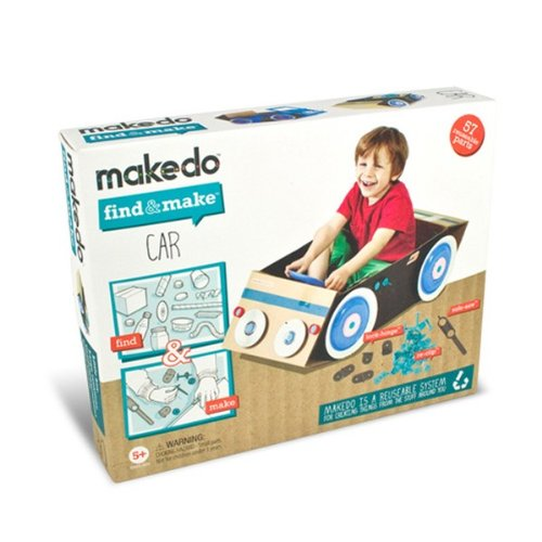 Makedo Find & Make Car - 1