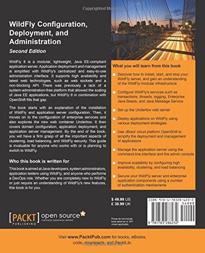 WildFly Configuration, Deployment, and Administration(2nd Edition)
