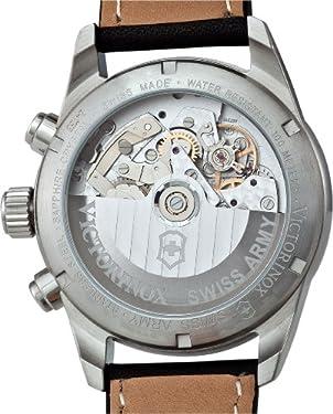 Victorinox Swiss Army Men's 241133 Ambassador XL Chrono Watch