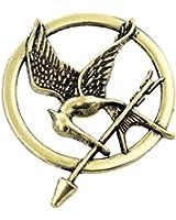 The Hunger Games Movie Bronze Mockingjay Pin Brooch