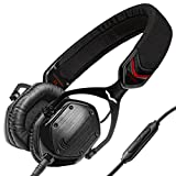 V-MODA Crossfade M-80 Vocal On-Ear Noise-Isolating Metal Headphone (Shadow)