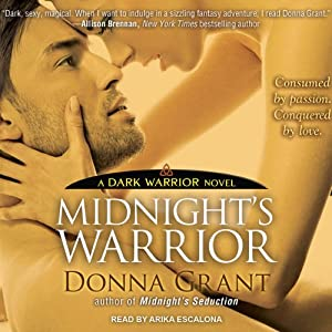 Midnight's Warrior: Dark Warriors, Book 4 | [Donna Grant]