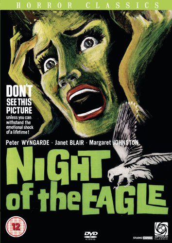 Night of The Eagle [DVD] [1963]