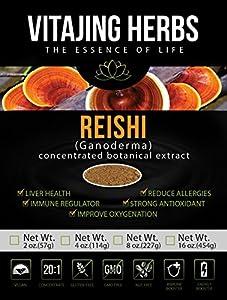 Reishi Mushroom Extract Powder (2oz)
