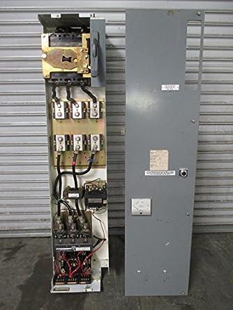 Allen-Bradley AB 2100 Centerline Size 5 400 Amp Fusible 64 ...
