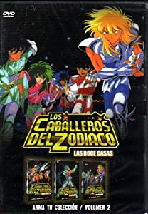 Los Caballeros Del Zodiaco - Las Doce Casas - VOLUMEN 2