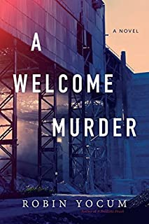 Book Cover: A Welcome Murder