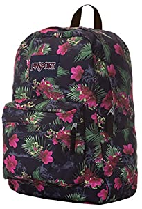 Jansport Superbreak Bakcpack Multi Tropicana