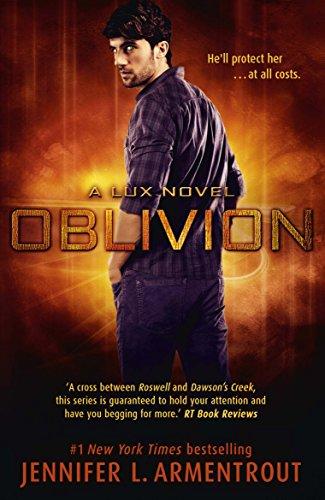 Oblivion: A Lux Novel