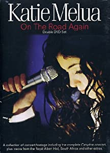 Katie Melua: On The Road Again [DVD] [2006]