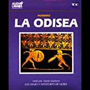 La Odisea [The Odyssey] | [Homer]