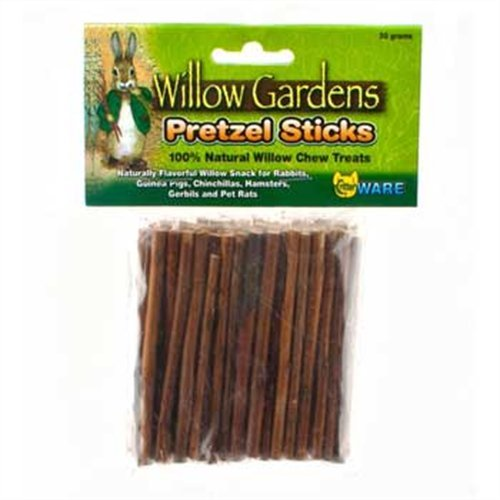 Ware Willow Critters Pretzel Sticks Small Pet Chew