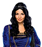 Rubies Costume Long Renaissance Lady Wig