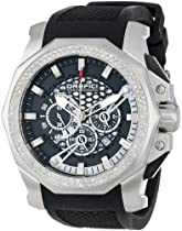 Orefici Unisex ORM2C4801D Gladiatore Diamonds Strong Bold Powerful Italian Watch