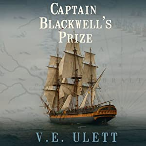 Captain Blackwell's Prize Audiobook