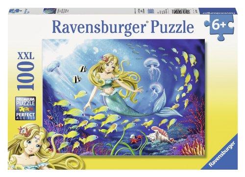 Ravensburger Little Mermaid Puzzle (100-Piece)