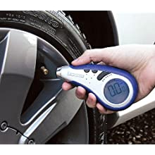 Michelin MN-12279 Digital Programmable Tire Gauge with Light