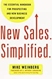 img - for New Sales. Simplified.: The Essential Handbook for Prospecting and New Business Development book / textbook / text book
