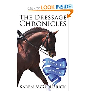 Download The Dressage Chronicles Book II: A Matter of Feel