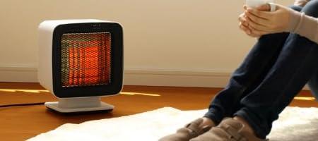 ±0 Reflect Heater XHS-W310 プラスマイナスゼロ リフレクトヒーター 【 ブラウン 】 保証期間1年間