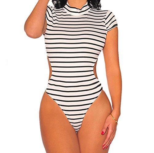 bling-bling-striped-open-back-cap-sleeves-bodysuitwhitem