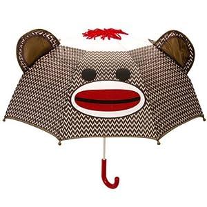 Sock Monkey Umbrella from Schylling