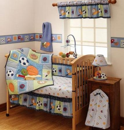 popular nursery theme ideas for baby boys