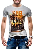 BOLF - T-shirt à manches courtes - GLO STORY 5398 - Homme