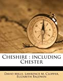 img - for Cheshire: including Chester book / textbook / text book