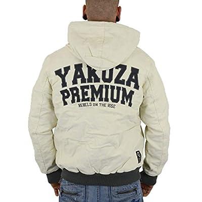 Yakuza Premium Winterjacke Herren Rebels YPJA 1736 naturweiss - fällt normal aus, locker geschnitten !!