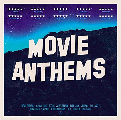 Vinilo : Soundtrack - Movie Anthems / Various (United Kingdom - Import, 2 Disc)