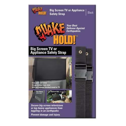Quakehold 4508 Big Screen and Appliance StrapB0000V0766 : image
