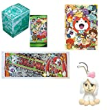 妖怪ウォッチ 妖怪メダル第3章BOXジグソーパズルクリーナーイケメン犬タオルセット