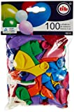Toy - TIB 16816 - Luftballons gem. Farben und Gr��en, bunt 100 St�ck