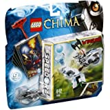 Lego Legends Of Chima - Speedorz - 70106 - Jeu de Construction - La Tour de Glace