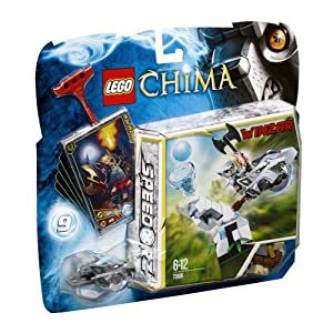 Amazon.com: Lego Cima Ice Tower 70106 (japan import): Toys & Games