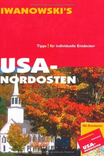 USA - Nordosten. Reiseführer von Iwanowski