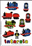 Thomas the Tank Engine and Friends: Toys by Alan Dart (Knitting Patterns) Alan Dart