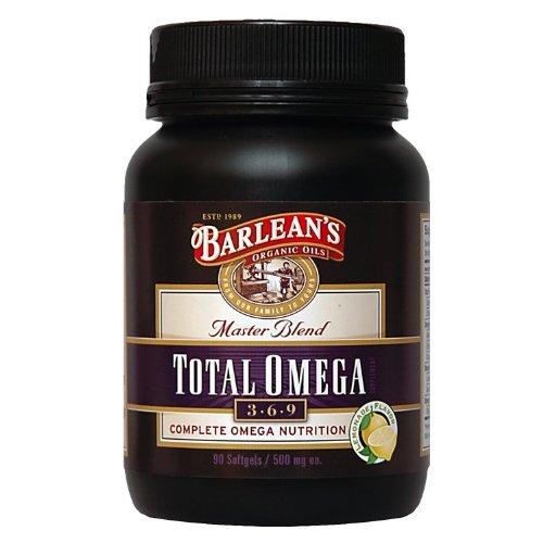 Total Omega Barlean'S 90 Caps