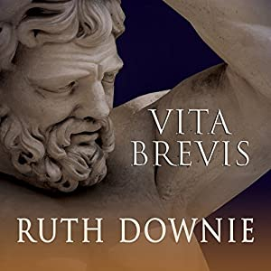 Vita Brevis: A Crime Novel of the Roman Empire Audiobook