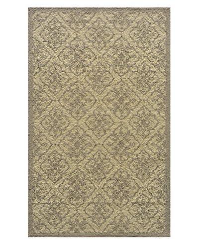 Momeni Veranda Collection Rug, Taupe, 2' x 3'