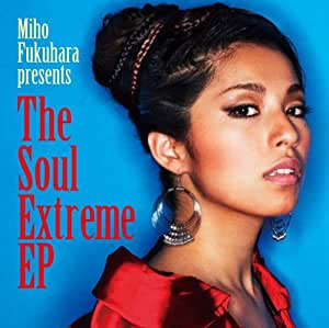 Miho Fukuhara - Miho Fukuhara - Soul Extreme Ep [Japan CD] SRCL-7631 - Amazon.com Music