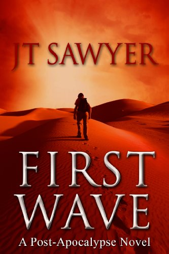 First Wave by JT Sawyer ebook deal